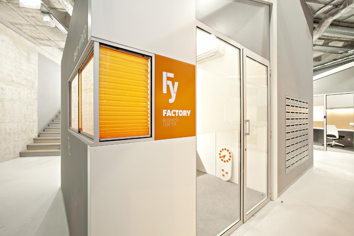 Factory Business Center \u2013 Braga, Portugal \u2013 Iduna